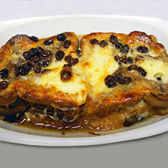 Capirotada Bread Pudding Recipe