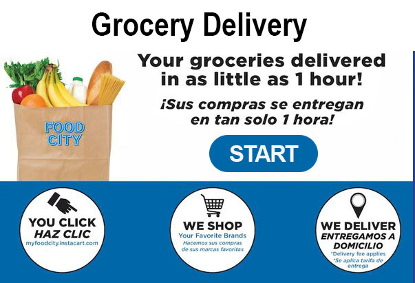 Grocery Delivery with Instacart